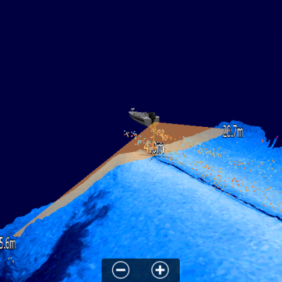 Lowrance 3D Structurescan